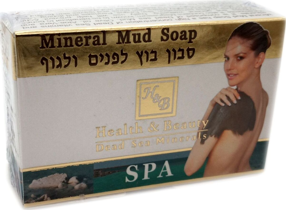 Мыло грязевое Health& Beautyдля лица и тела, 115г Health& Beauty