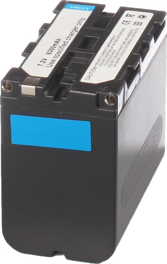 Аккумуляторная батарея iBatt iB-T5-F277 6600mAh для камер Sony DSR-V10, Mavica MVC-FD90, CCD-RV100, CCD-TR1, CCD-TR515E, CCD-TR640E, CCD-TRV940, DCR-TR8000E, DCR-TRV130E, DCR-TRV310, GV-D200, HVR-HD1000U, HVR-V1U, Mavica MVC-CD1000, Mavica MVC-FD200