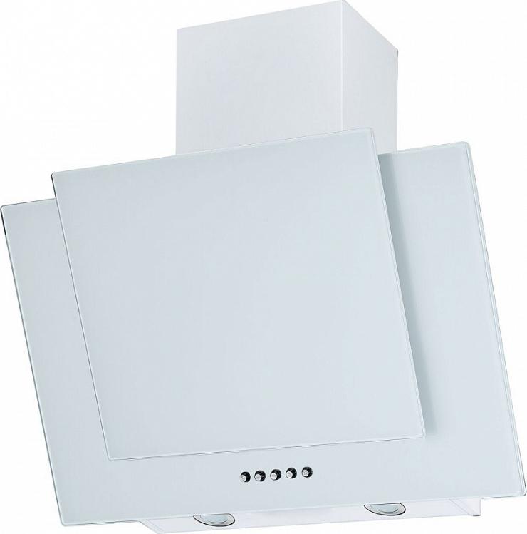 Кухонная вытяжка MAUNFELD WIND PUSH 60 белый Современный функционал Вытяжка оснащена удобным кнопочным управлением...