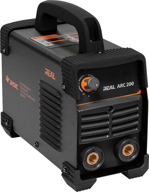 Сварочный аппарат Сварог REAL ARC 200 (Z238N) Black (маска+краги)