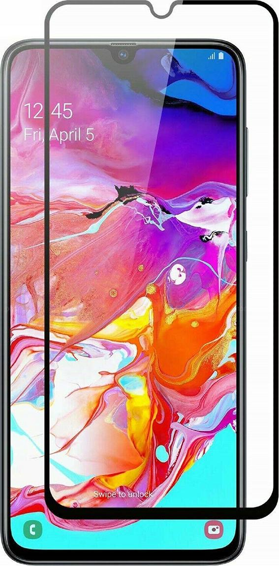 Защитное стекло Finity для Samsung A50/ A50s/ A30/ A30s. FULL SCREEN PREMIUM