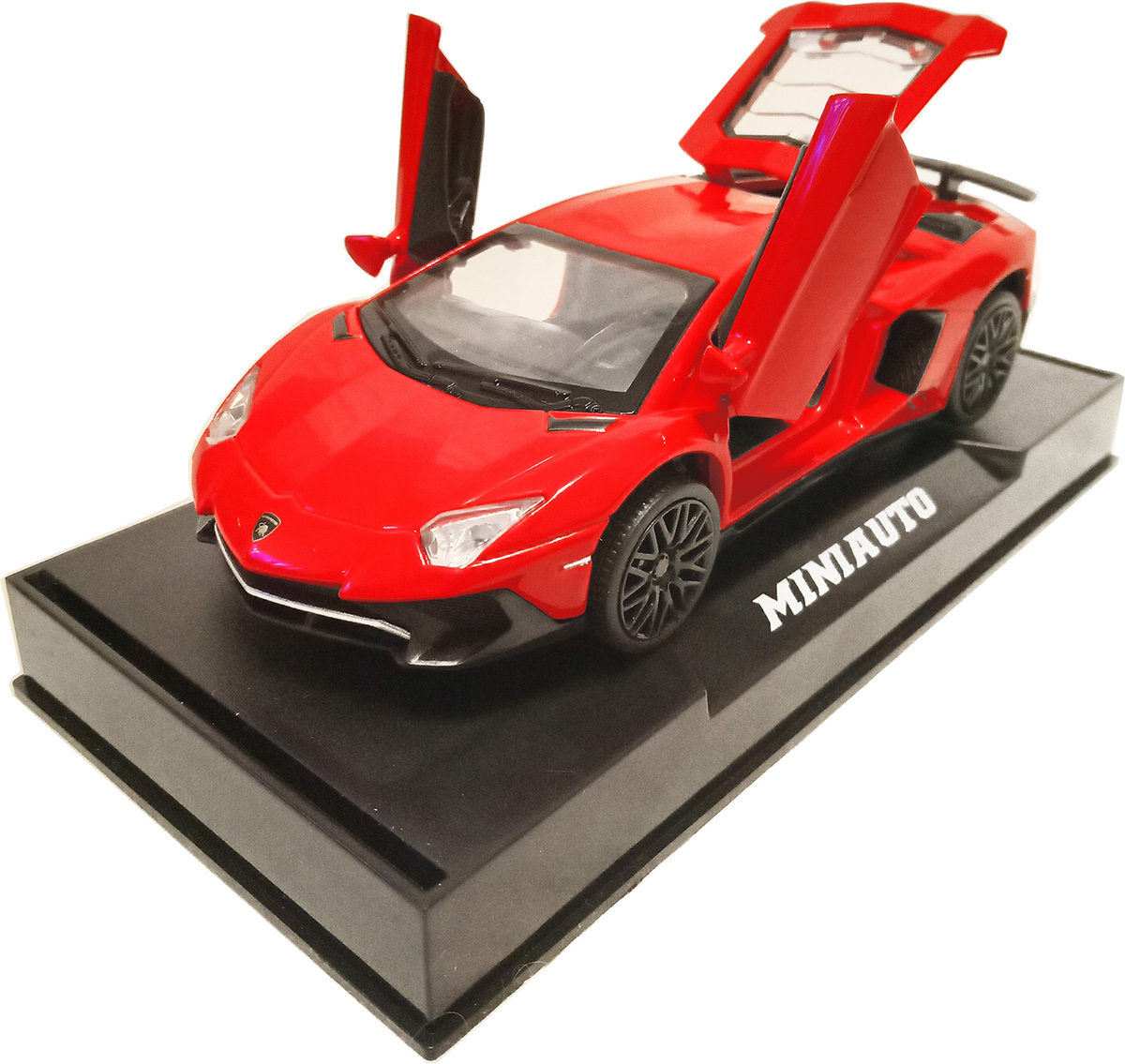 Модель авто Lamborghini Aventador LP-750 1:32