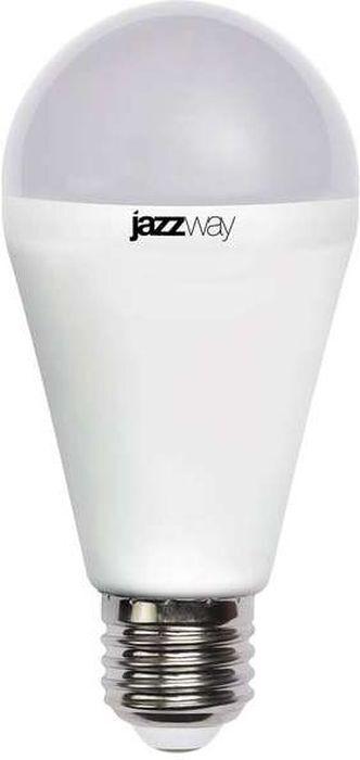 Лампочка Jazzway PLED-SP-A60, Дневной свет 15 Вт, Светодиодная