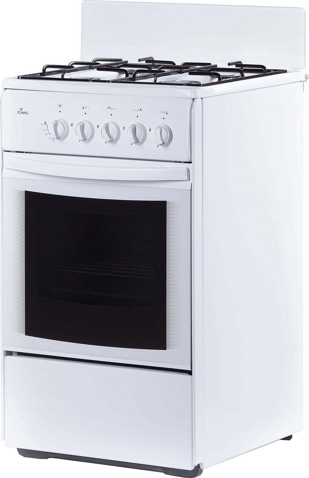 Кухонная плита Flama RG 24035 W, белый