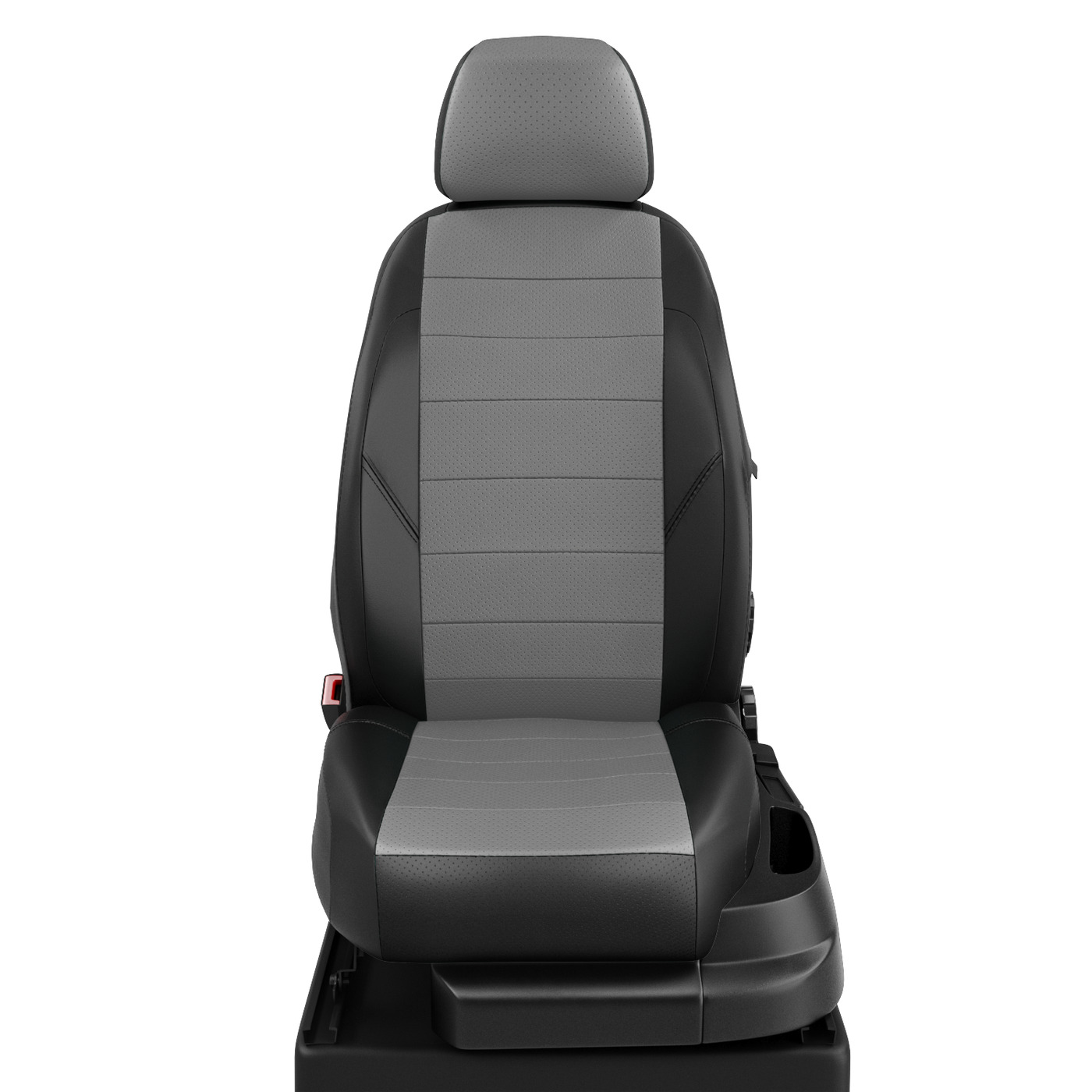 Авточехлы для Citroen C3 Mk 3 AirCross с 2016-н.в. хэтчбек 5дв Задняя спинка 40 на 20 на 40, сиденье 40 на 60, подлокотник в водительской спинке, 5 подголовников (Ситроен Ц3).