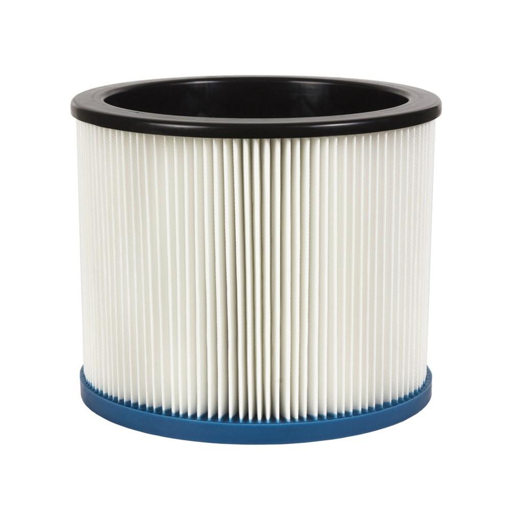 HEPA-фильтр Euroclean синтетический 199 мм для пылесоса KRESS 1400 RS EA SET