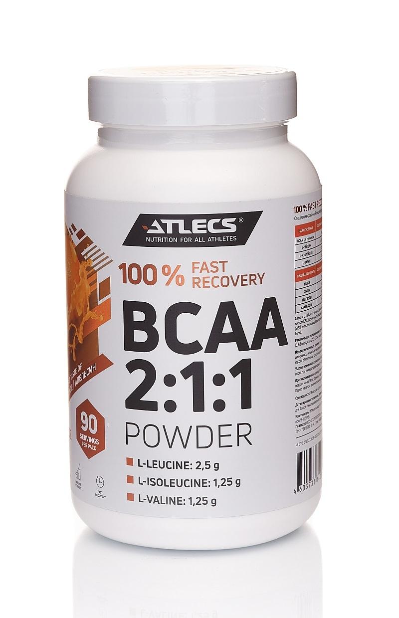 BCAA Atlecs BCAA 2.1.1, 500 g