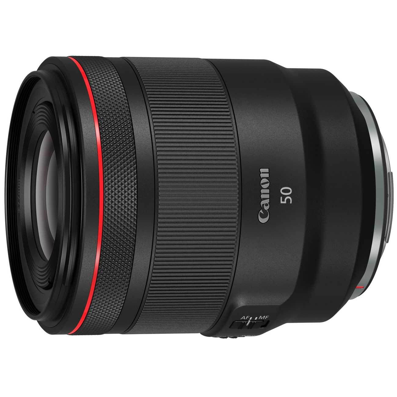 Canon Объектив RF 50mm f/1.2 L USM