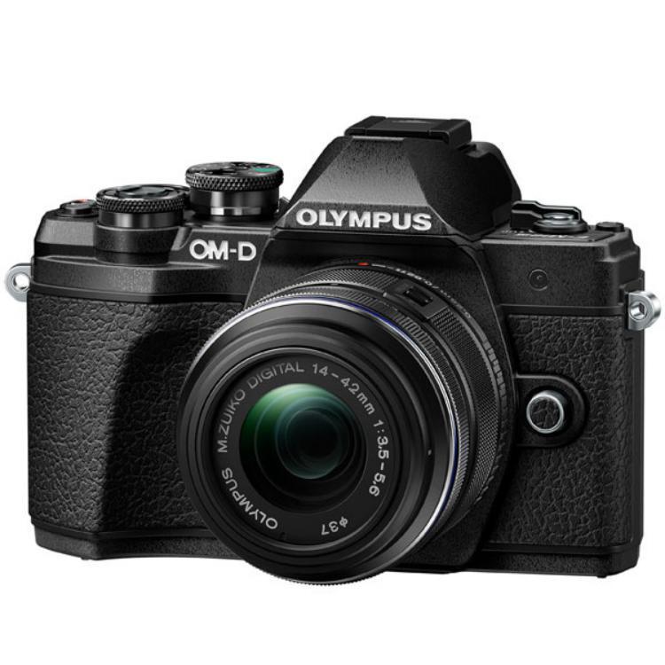 Olympus Фотоаппарат системный E-M10 Mark III 14-42 II R Kit