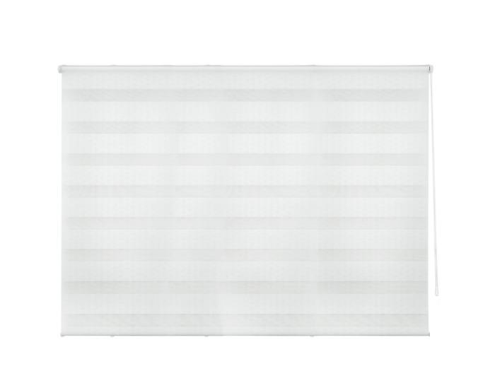 Штора рулонная, 120х175 см, цвет белый-21155