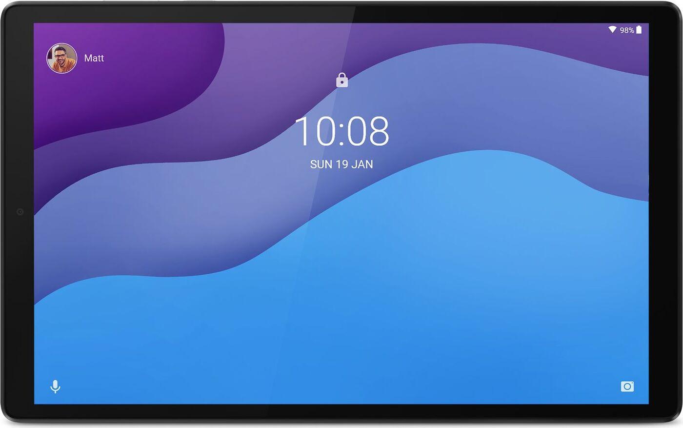 "планшет lenovo tab m10 fhd tb-x306f wi-fi, 10.1"", 32gb, серый"