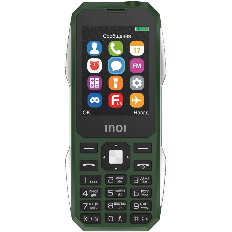 мобильный телефон inoi inoi244z, хаки