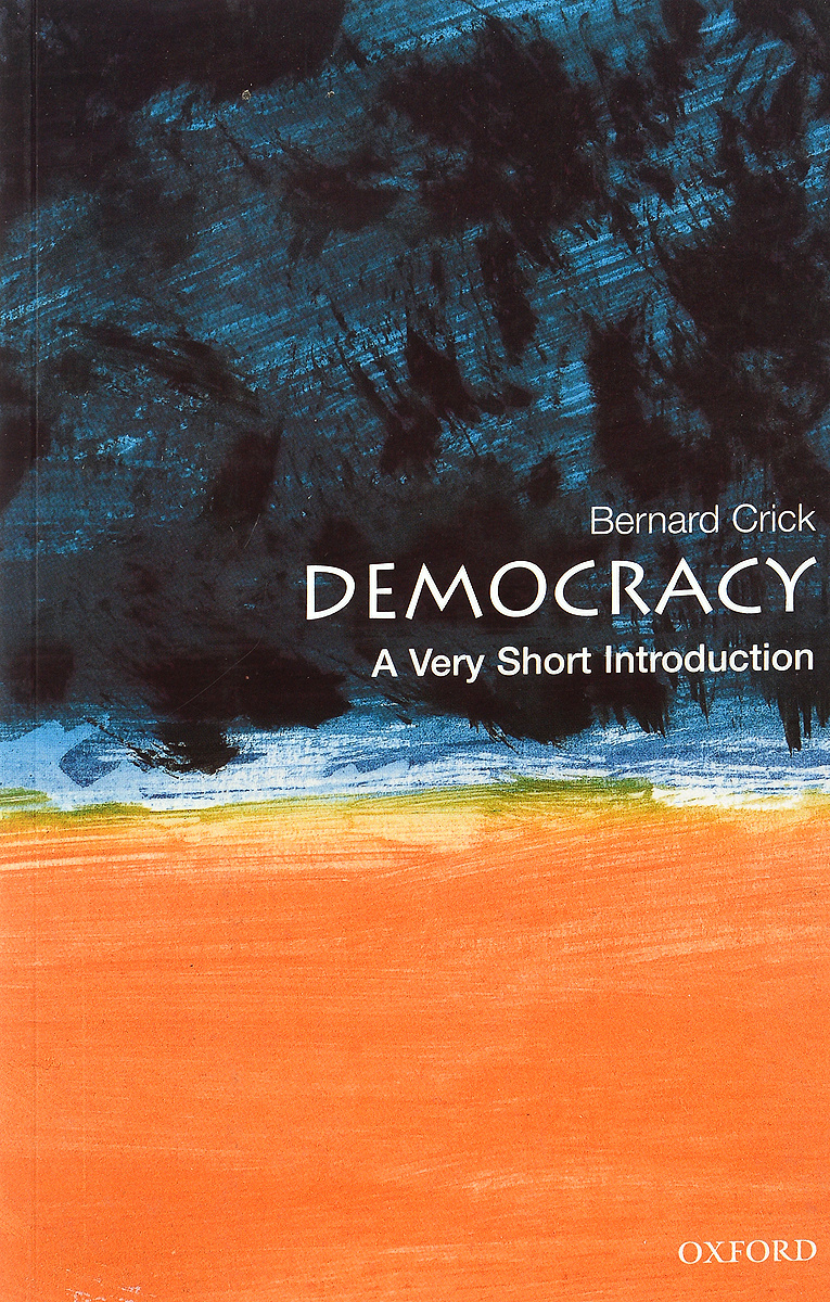 VSI POLITICS DEMOCRACY, Crick #1