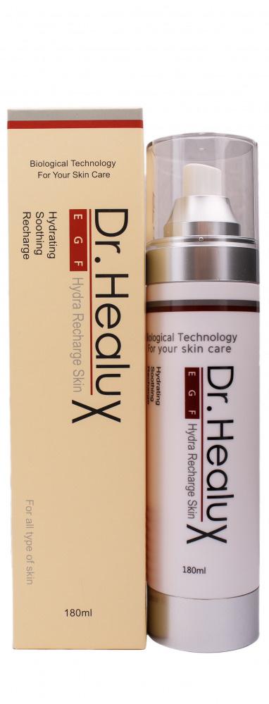 Dr. Healux Тоник для лица Увлажнение/Восстановление EGF Hydra Recharge Skin, 180 мл  #1