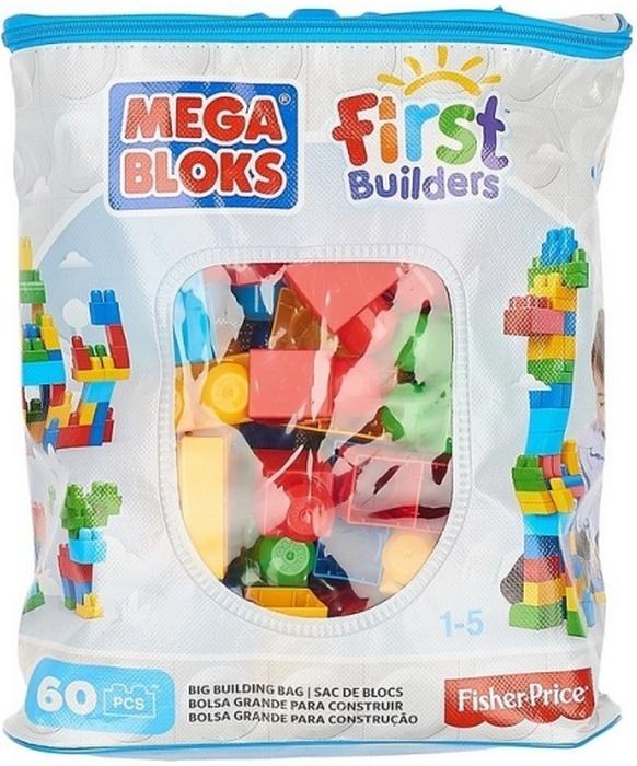 Конструктор Mega Bloks First Builders Big Builder Bag, CYP67_DCH55 #1