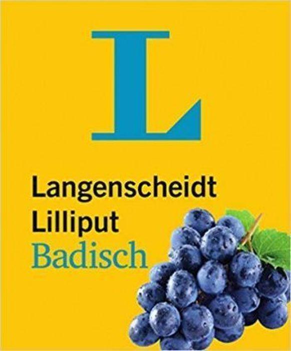 Langenscheidt Lilliput Badisch #1