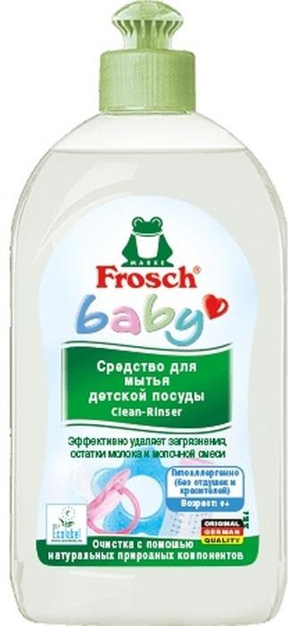 """Средство """"Frosch"""" для мытья детской посуды, 500 мл #1"""