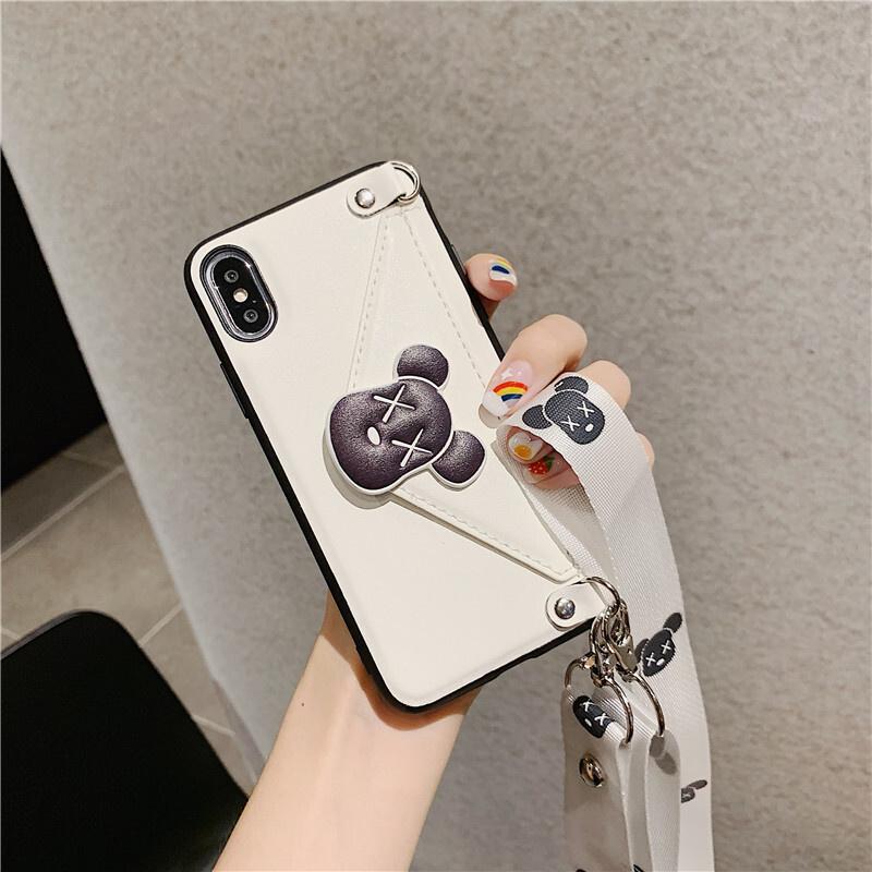 LERO Чехол-подставка на ремне для IPhone XS #1