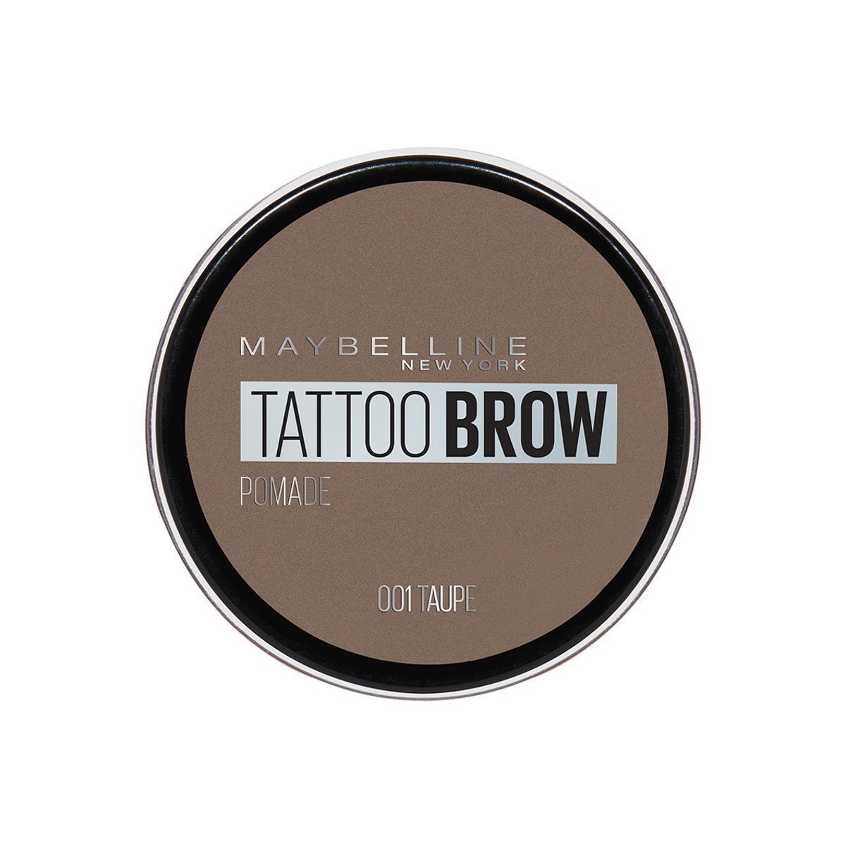 "Maybelline New York Помада для бровей ""Brow Pomade"", оттенок 01, Серо-коричневый  #1"