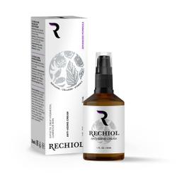 Hendel Антивозрастной крем для лица с бакучиолом, коллагеном и миндальным маслом, Rechiol, 30 мл. Косметика