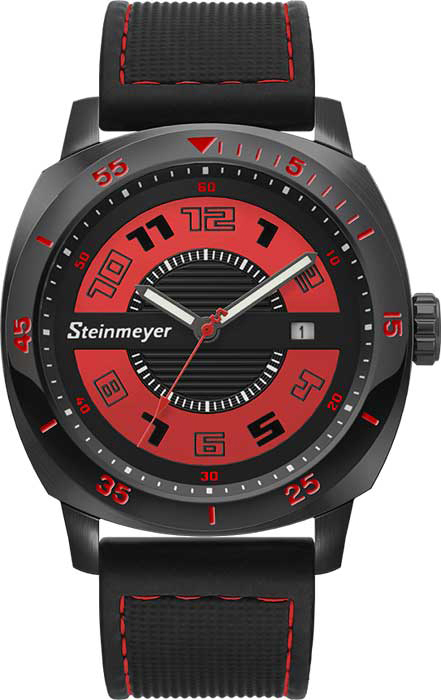 купить Наручные часы Steinmeyer S 501.73.25 по цене 4000 рублей