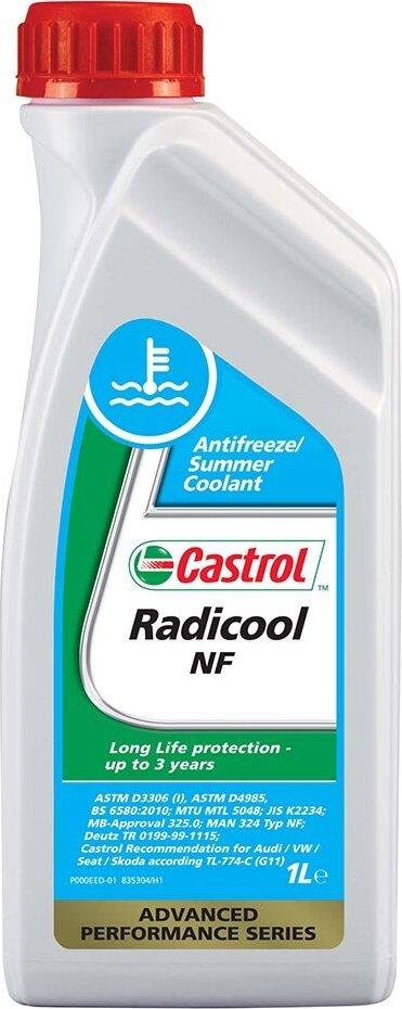 Антифриз Castrol Radicool NF (1л) синий