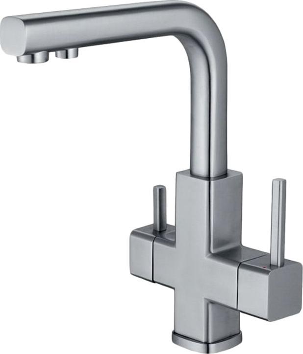 Смеситель для кухни ZorG Sanitary SZR-1126 DAMAS