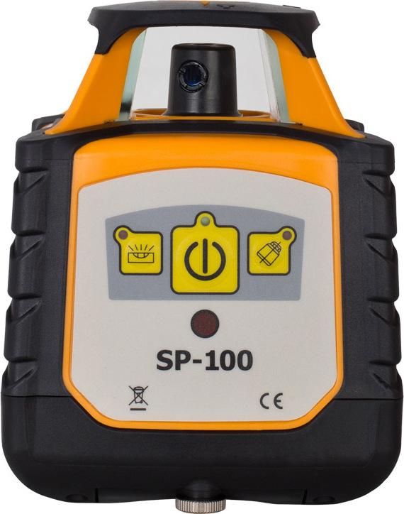 Уровень лазерный автоматический RGK SP 100 уровень rgk sp 610