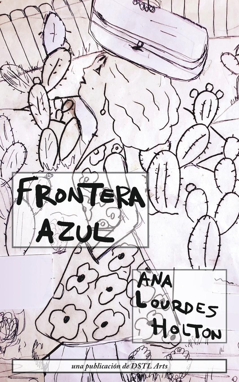 Ana Lourdes Holton Frontera Azul платок для йоги kang su ya