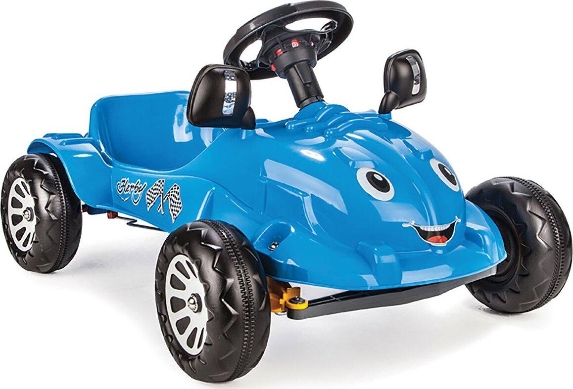 Педальная машина Pilsan Herby педальная машина pilsan tractor цвет красный 07 314