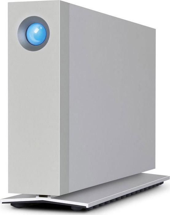 Внешний жесткий диск 8Tb LaCie d2 Thunderbolt 3, STFY8000400 цена