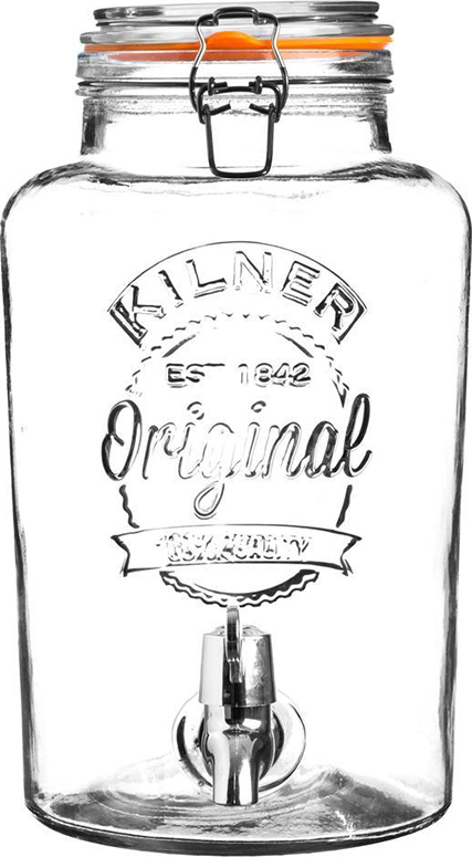 Диспенсер для напитков Kilner Clip Top 8 л