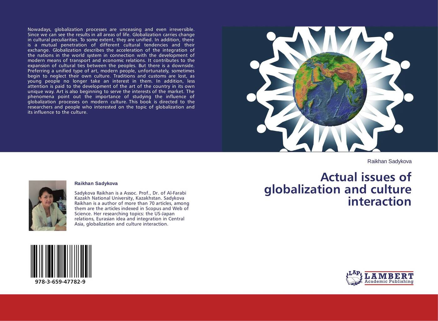 Raikhan Sadykova Actual issues of globalization and culture interaction sandra herting globalization a threat to cultural diversity in southern ethiopia