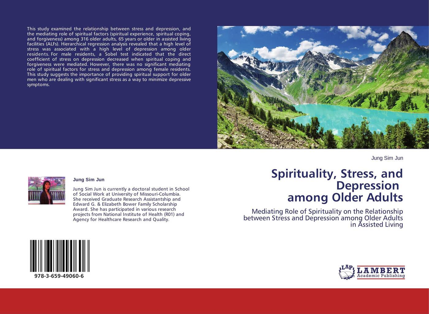 Jung Sim Jun Spirituality, Stress, and Depression among Older Adults все цены