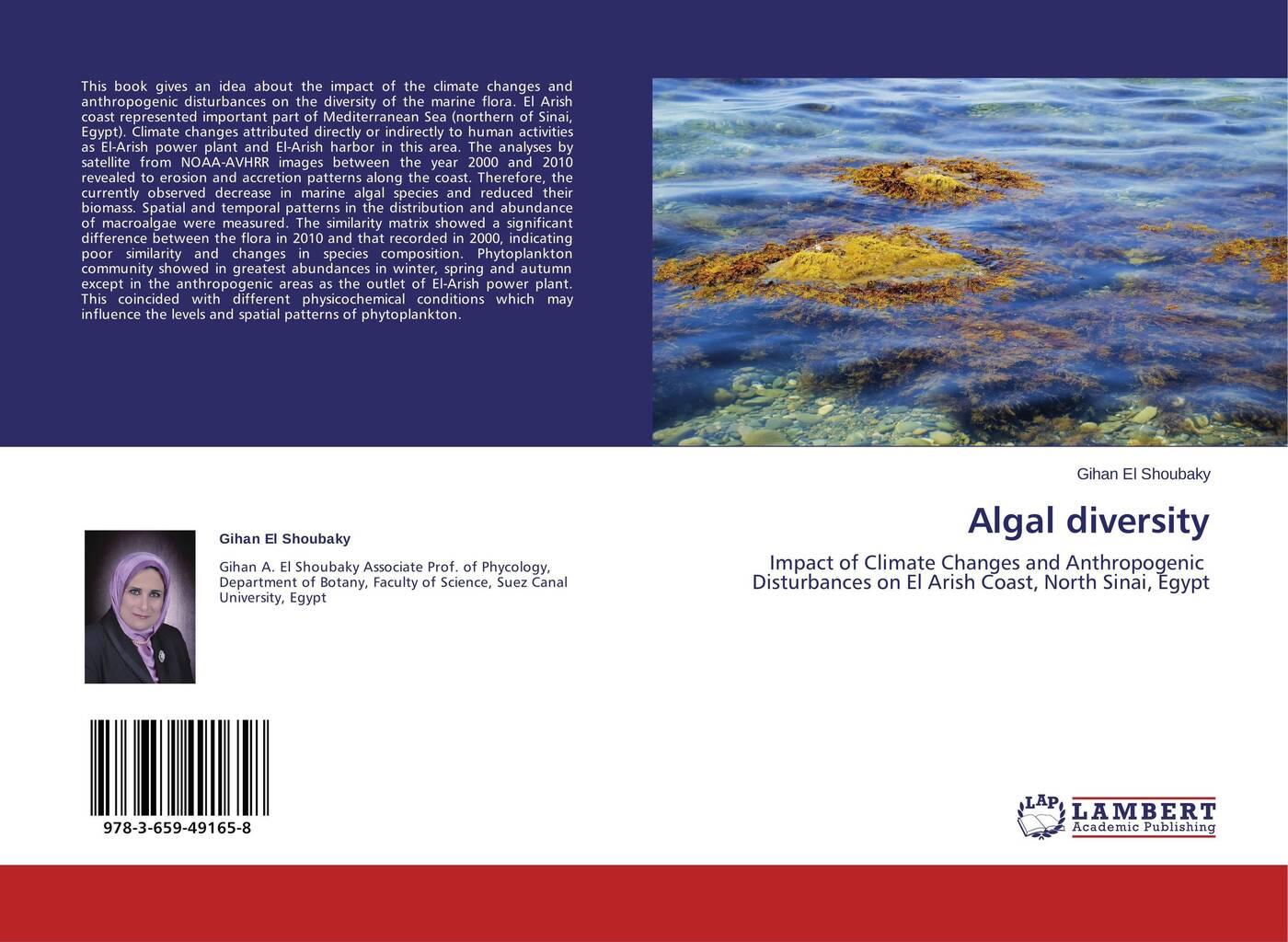 Gihan El Shoubaky Algal diversity algal diversity