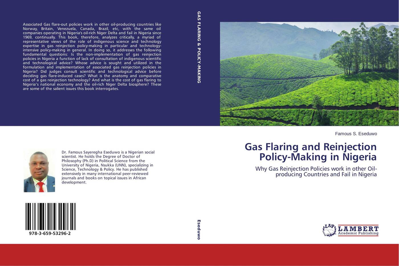 Famous S. Eseduwo Gas Flaring and Reinjection Policy-Making in Nigeria ernest udalla public policy in nigeria s fourth republic 1999 2010