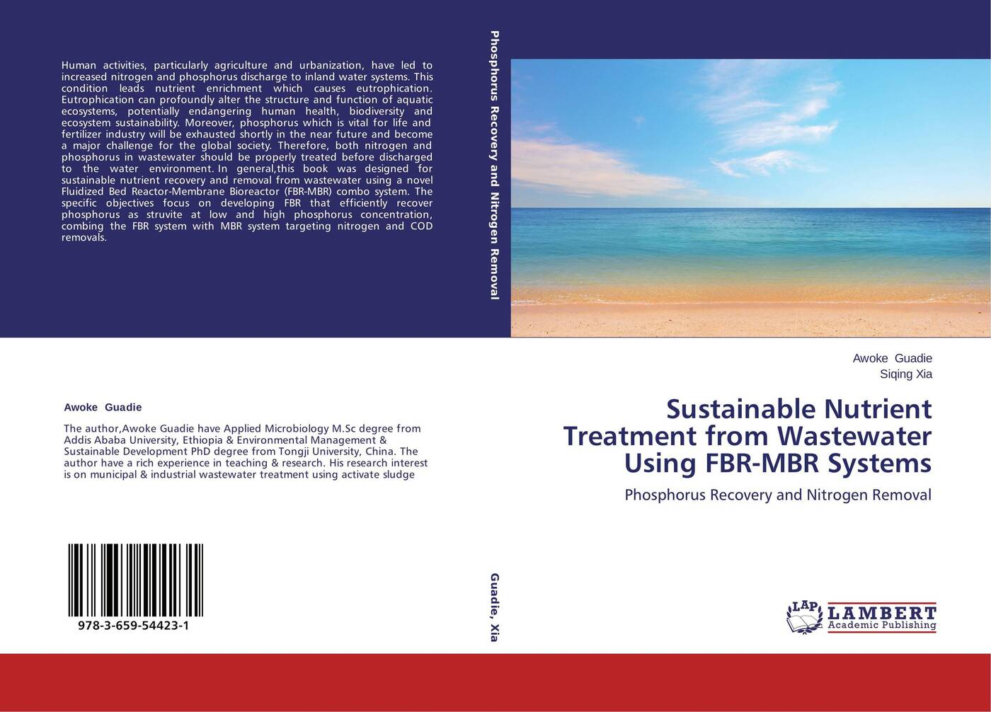 Awoke Guadie and Siqing Xia Sustainable Nutrient Treatment from Wastewater Using FBR-MBR Systems water environment federation sustainability reporting statements for wastewater systems