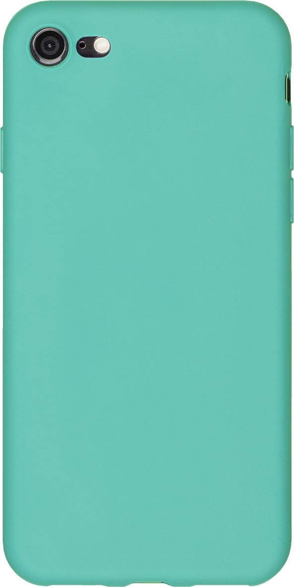 Чехол TPU матовый для Apple iPhone 7/8, мятный , Anycase чехол для iphone 7 8 мятный