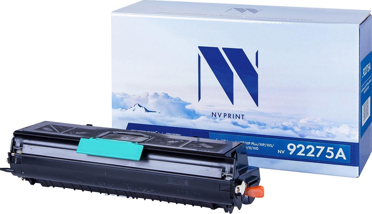 Тонер-картридж NV Print 92275A, черный, для лазерного принтера
