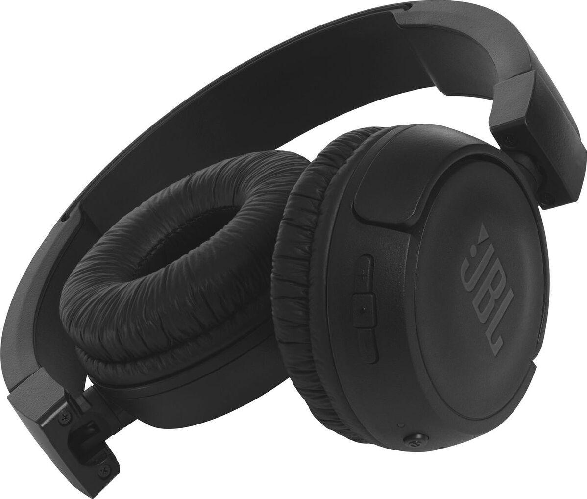 Беспроводные наушники JBL T450BT Black цена и фото