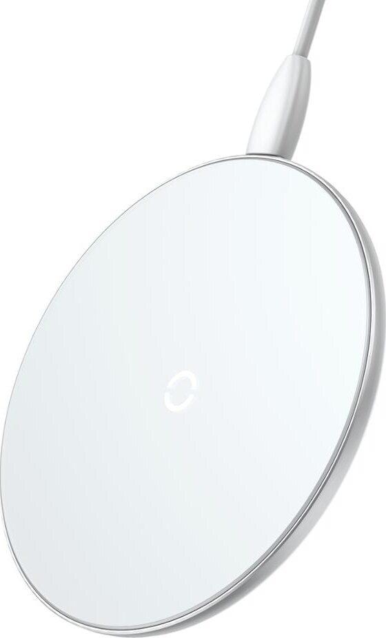 Фото - Baseus, беспроводное зарядное устройство беспроводное зарядное устройство buro qf3 qc3 0 1 2a usb черный