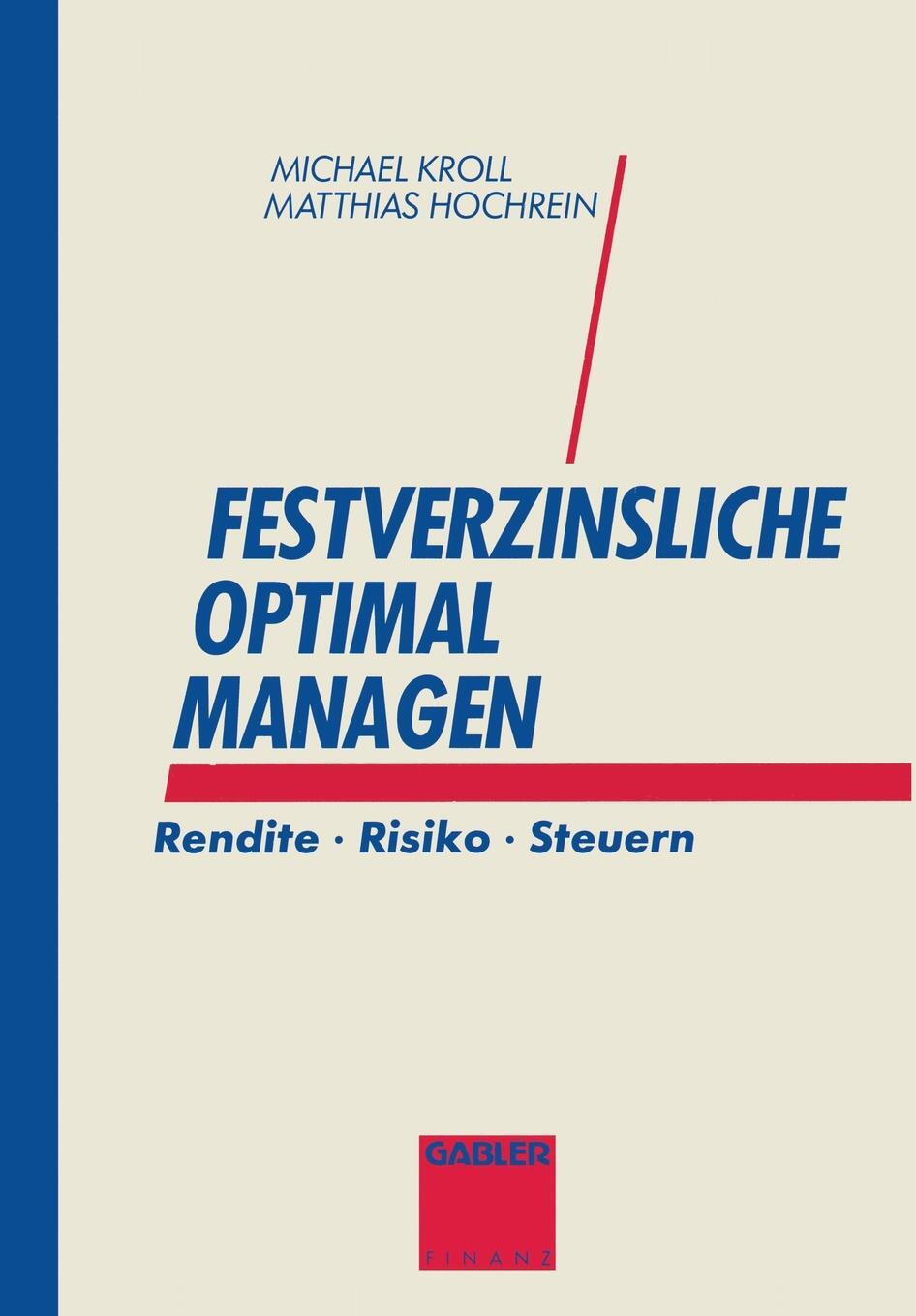 Festverzinsliche optimal  ...