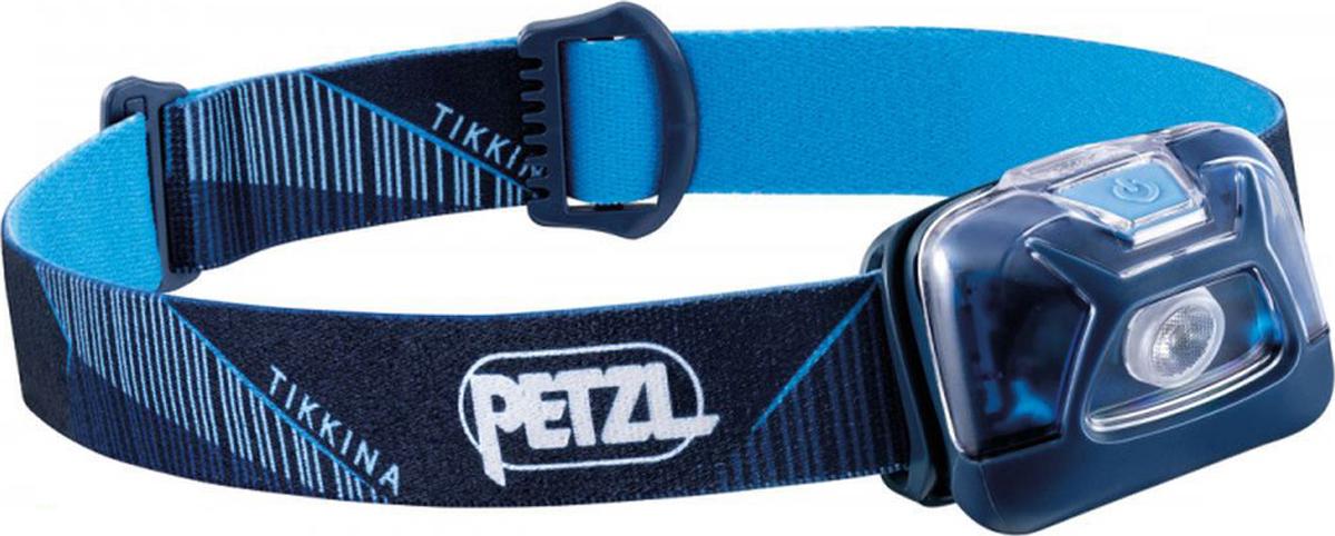 Налобный фонарь Petzl Tikkina, E091DA02, синий