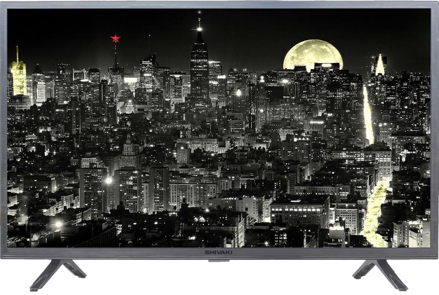 "Телевизор Shivaki STV-32LED21 32"", черный"
