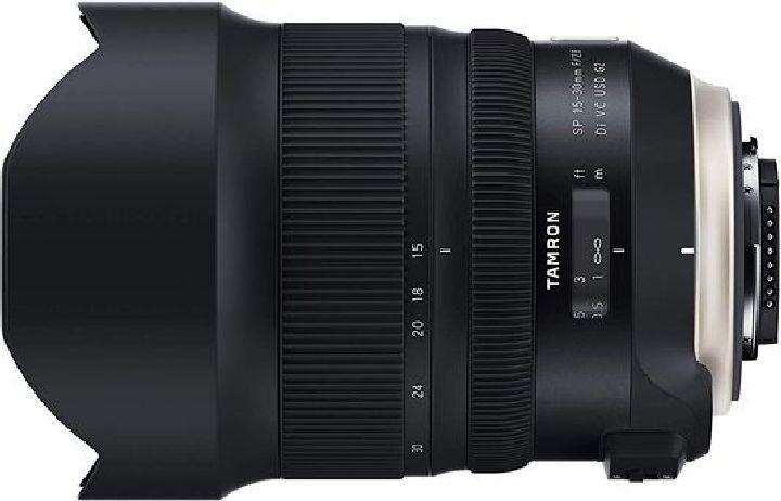 Объектив Tamron SP 15-30mm f/2.8 Di VC USD G2 для Nikon, черный