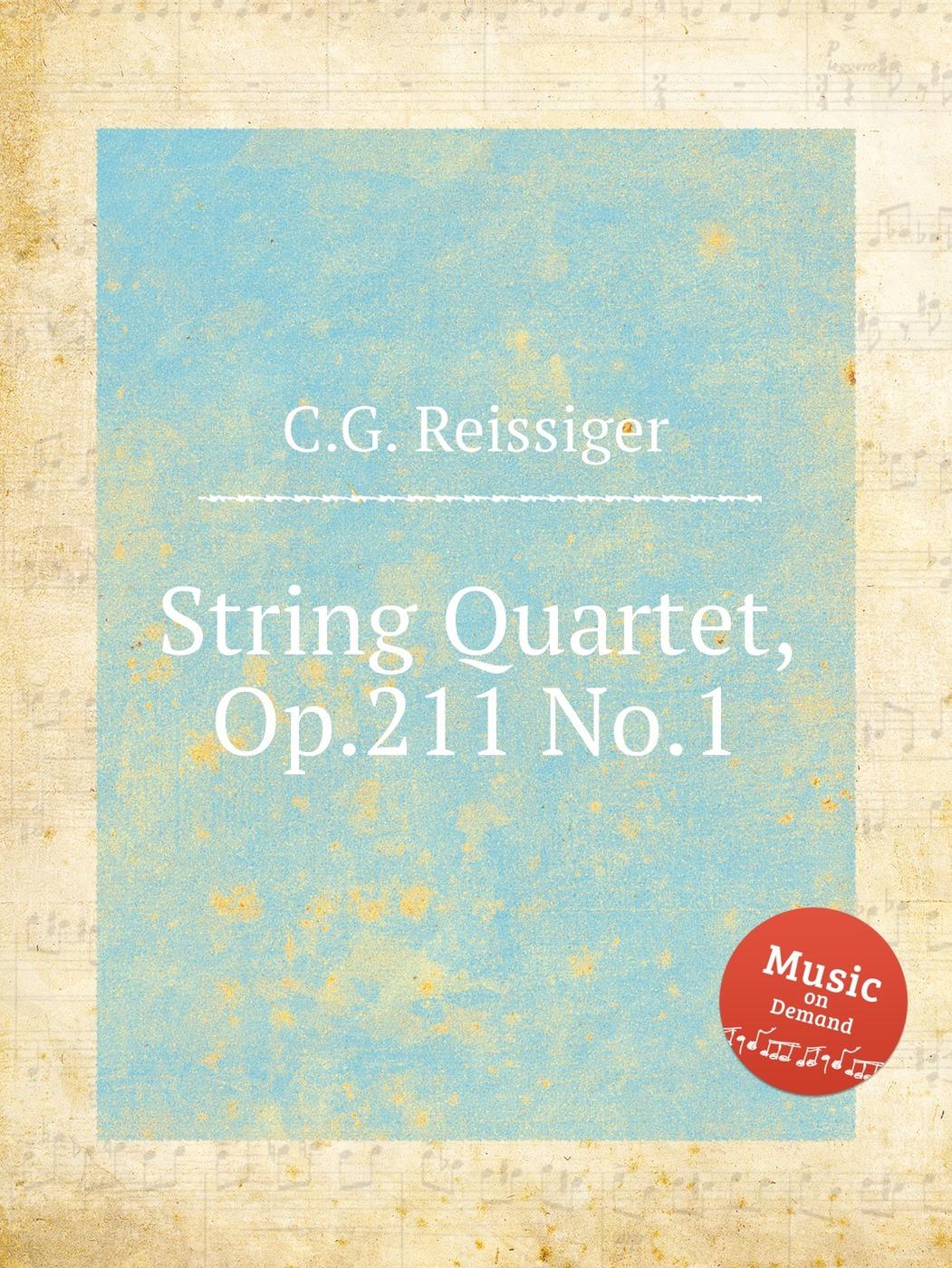String Quartet, Op.211 No.1