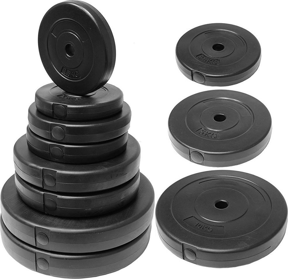 Диск пластиковый/цемент чёрный (d 26 мм.) 0,5 кг. CPL-100