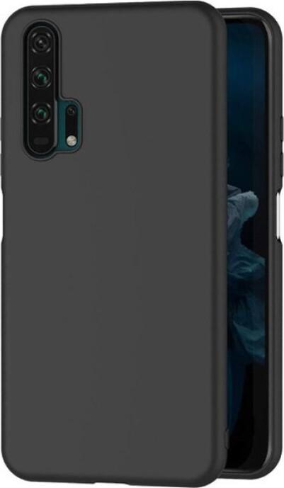 Силиконовый чехол для Huawei Honor 20 Pro, Черный