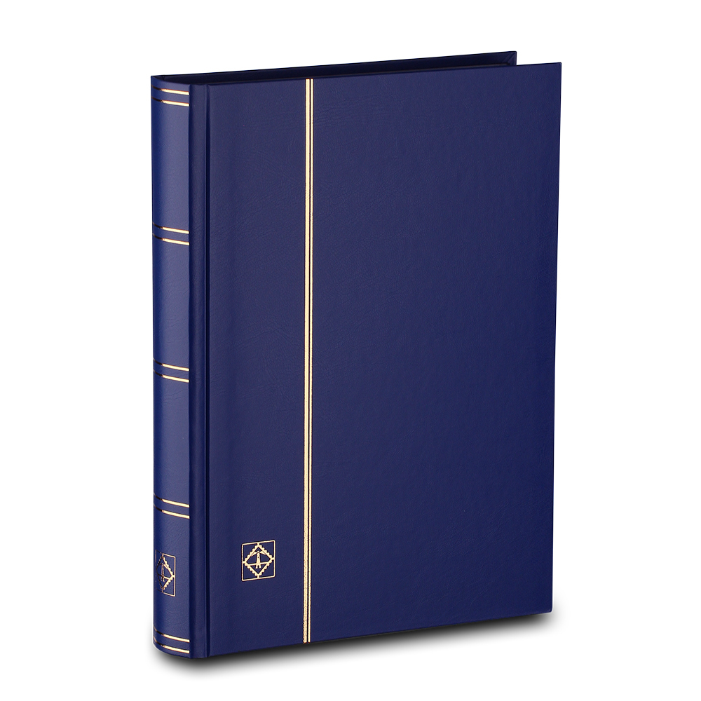 BLUE Lighthouse Classic Numis Coin and Banknote Album With Slipcase