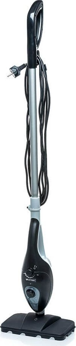 Паровая швабра Kitfort KT-1001, черный